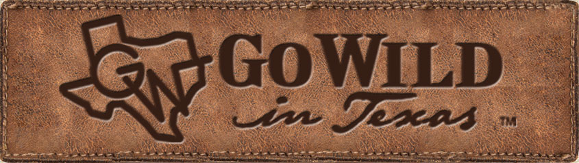 Go Wild In Texas branded