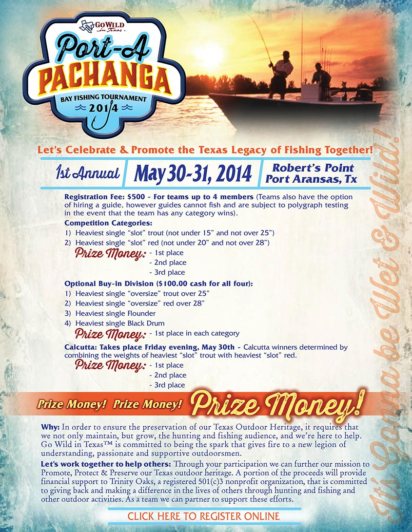 Port-A Pachanga Fishing Tournament
